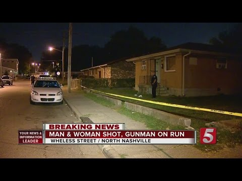 2 Injured In North Nashville Shooting
