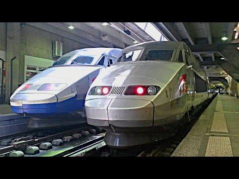 Gare Montparnasse 1 et 2 TGV - TGV, TER, Intercités, Transillien