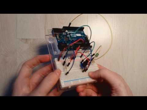 Матрешка Z, Arduino часть 4 - Эксперименты 4 и 5: Терменвокс и Ночной светильник