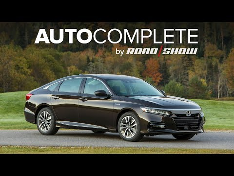 AutoComplete: 2018 Honda Accord Hybrid achieves 47 mpg combined