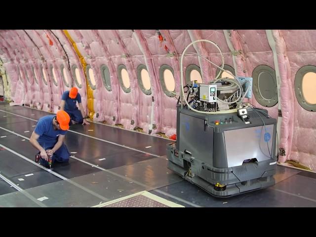 JVSTORY#2 temoignage d'Airbus sur le projet Asimov