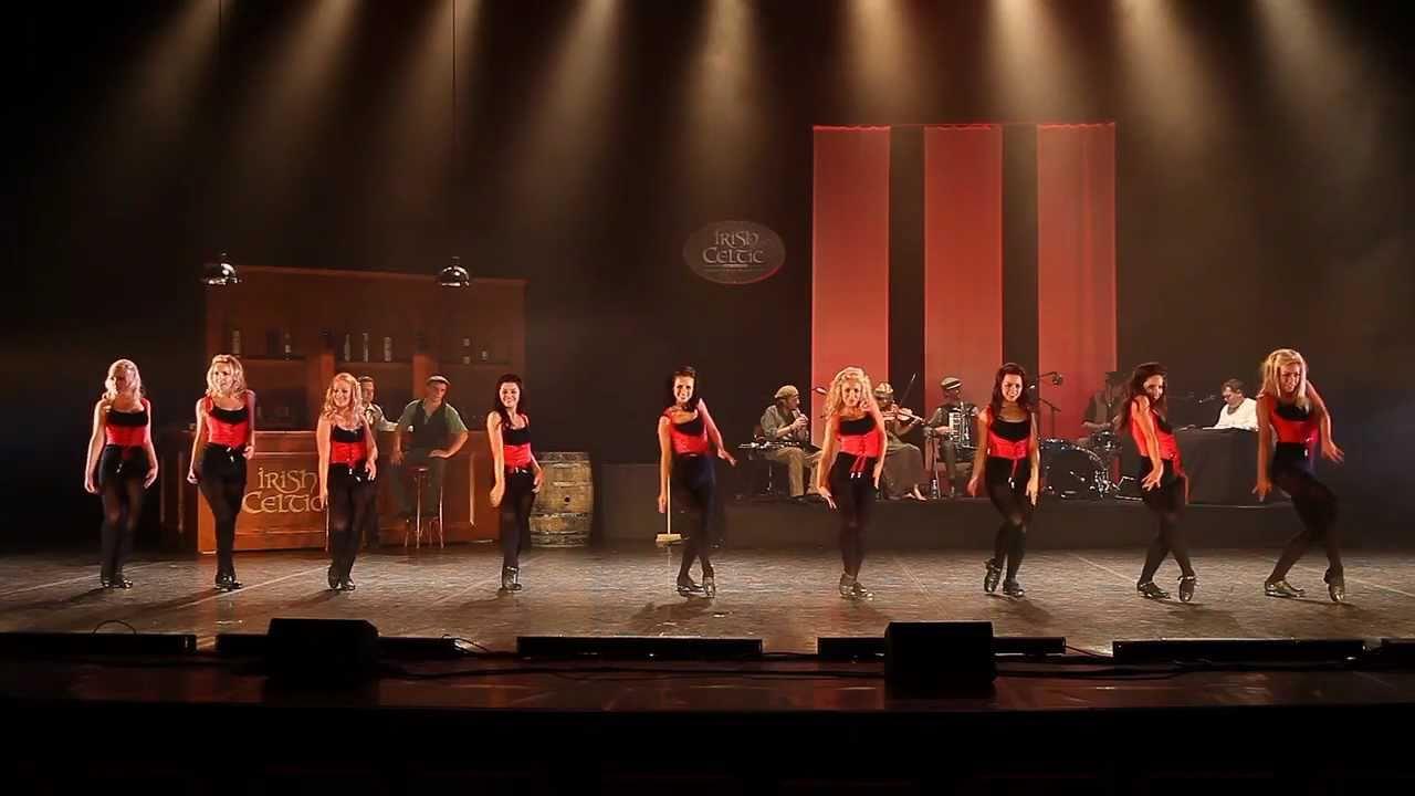 casino de paris danse celtique