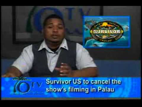 Survivor US to cancel the show's filming in Palau