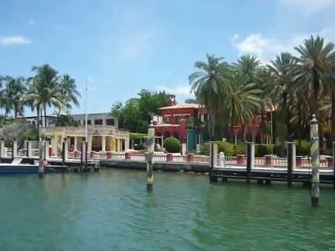 Tour por las casas de los ricos y famosos en miami youtube - Casas de millonarios ...