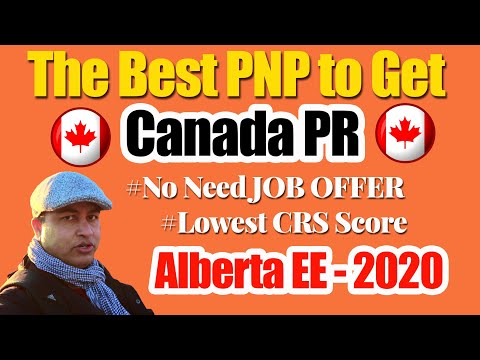 AEE The Best PNP Program To Get Canada PR In 2020