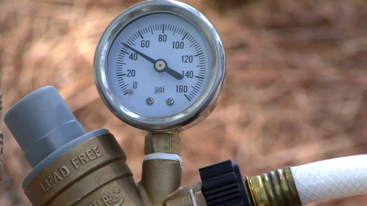 Do I Need A Water Pressure Regulator For My Rv Rv Chronicle The Source For Rv Information