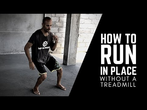 How to Run at Home Without a Treadmill