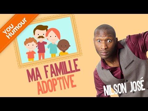 NILSON JOSE - Ma famille adoptive