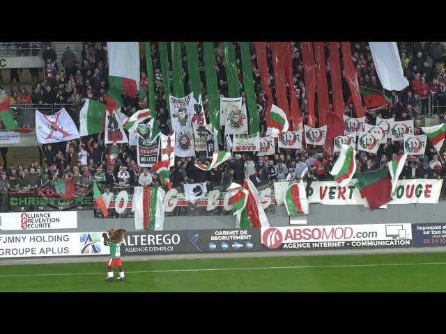 Résumé du match Sedan / Bastia