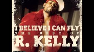 R. Kelly - I Believe I Can Fly (Radio Edit)