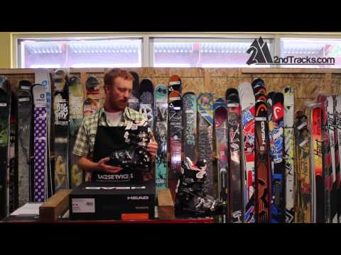 2nd Tracks Ski Boot Review: Head Vector 125 Ski Boots