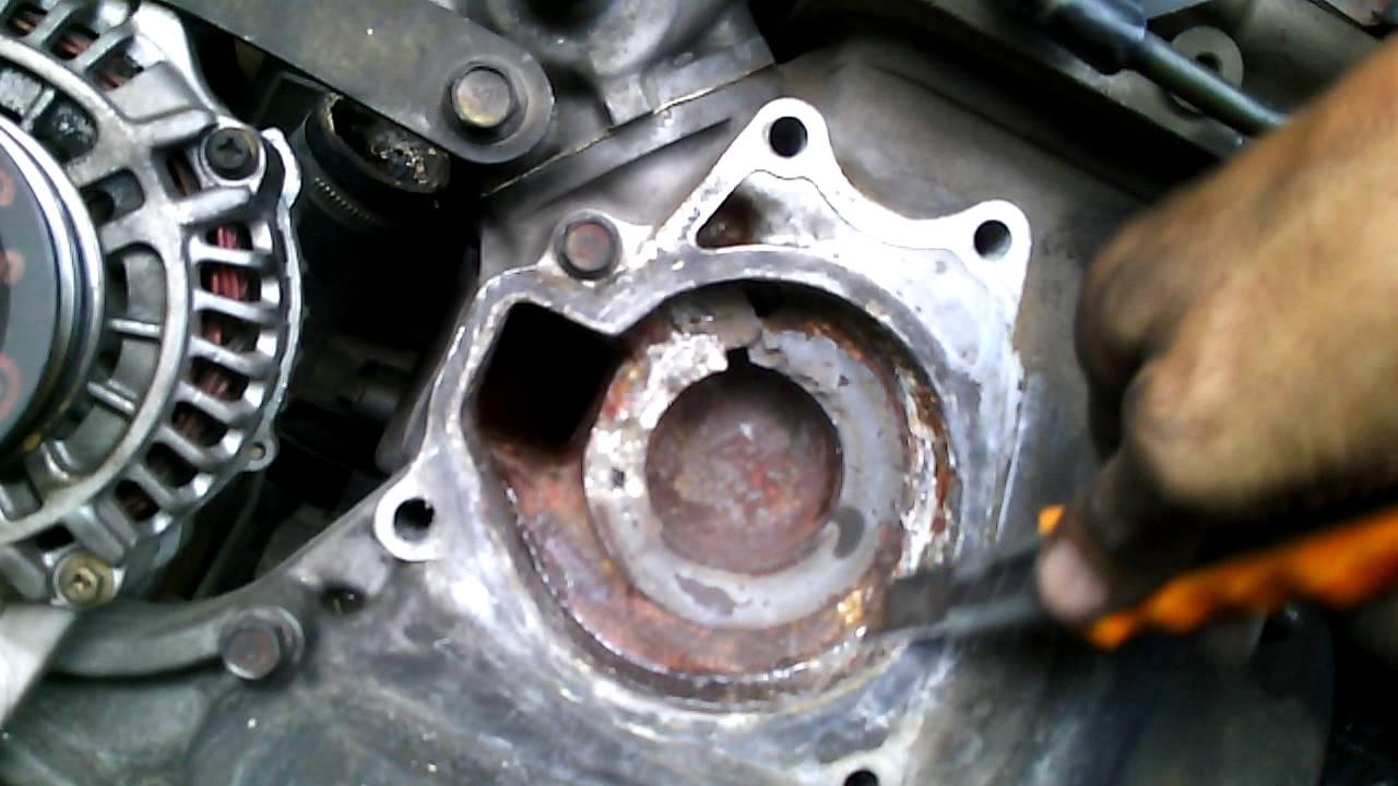 Mitsubishi 2.8 turbo diesel engine problems