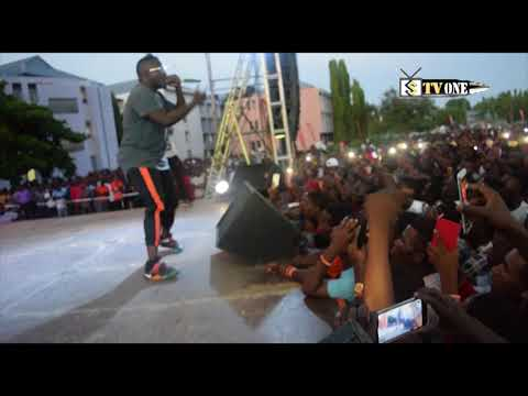 Dully Sykes - BOMBARDIER LIVE PERFORMANCE (UDSM)