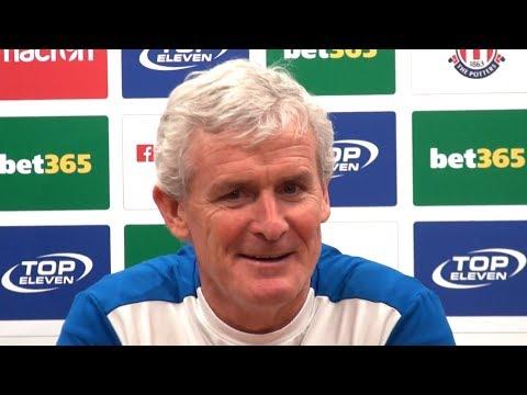 Mark Hughes Full Pre-Match Press Conference - Stoke v West Ham - Premier League