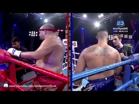 "Phuket Top Team's Heavyweight Steve ""Panda"" Banks Vs Akbar Karimi (47-4)"