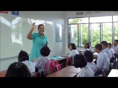 การอ่านจับใจความ ครูกุ๊ก โรงเรียนทานสัมฤทธิ์วิทยา