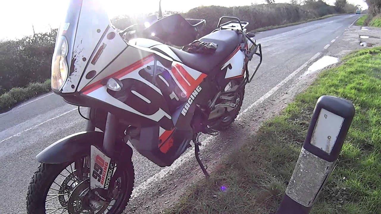 ktm 990 adventure new graphics kit - youtube