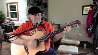 1568 -  Creeque Alley -  Mamas and Papas cover with guitar chords and lyrics