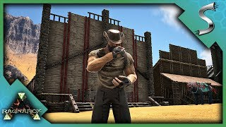 THE GENERAL STORE - WESTERN TOWN BUILDING! - Ark: RAGNAROK [DLC Gameplay S3E99]