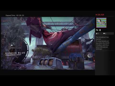 Mr__Zebra__'s Live PS4 Broadcast