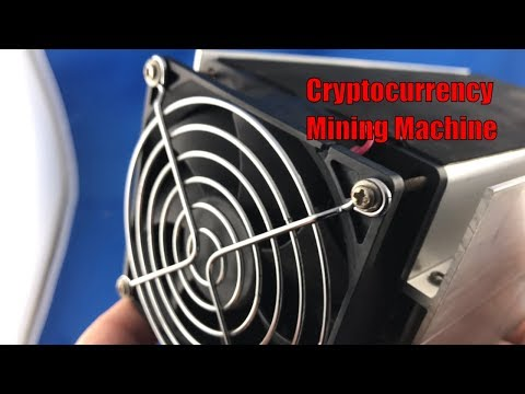 ✅ Crypto Currency Miner ASIC Mining Machine From #AliExpress