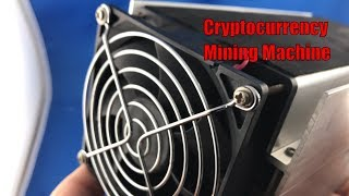 Litecoin Verge DigiByte Miner ASIC scrypt Mining Unboxing from AliExpress.com