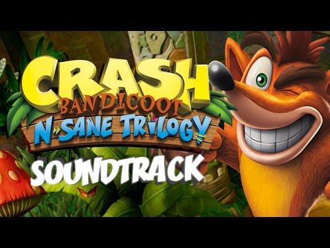 "Trailer Theme 'Funk for Life"" | Crash Bandicoot N. Sane Trilogy Official Soundtrack (OST)"