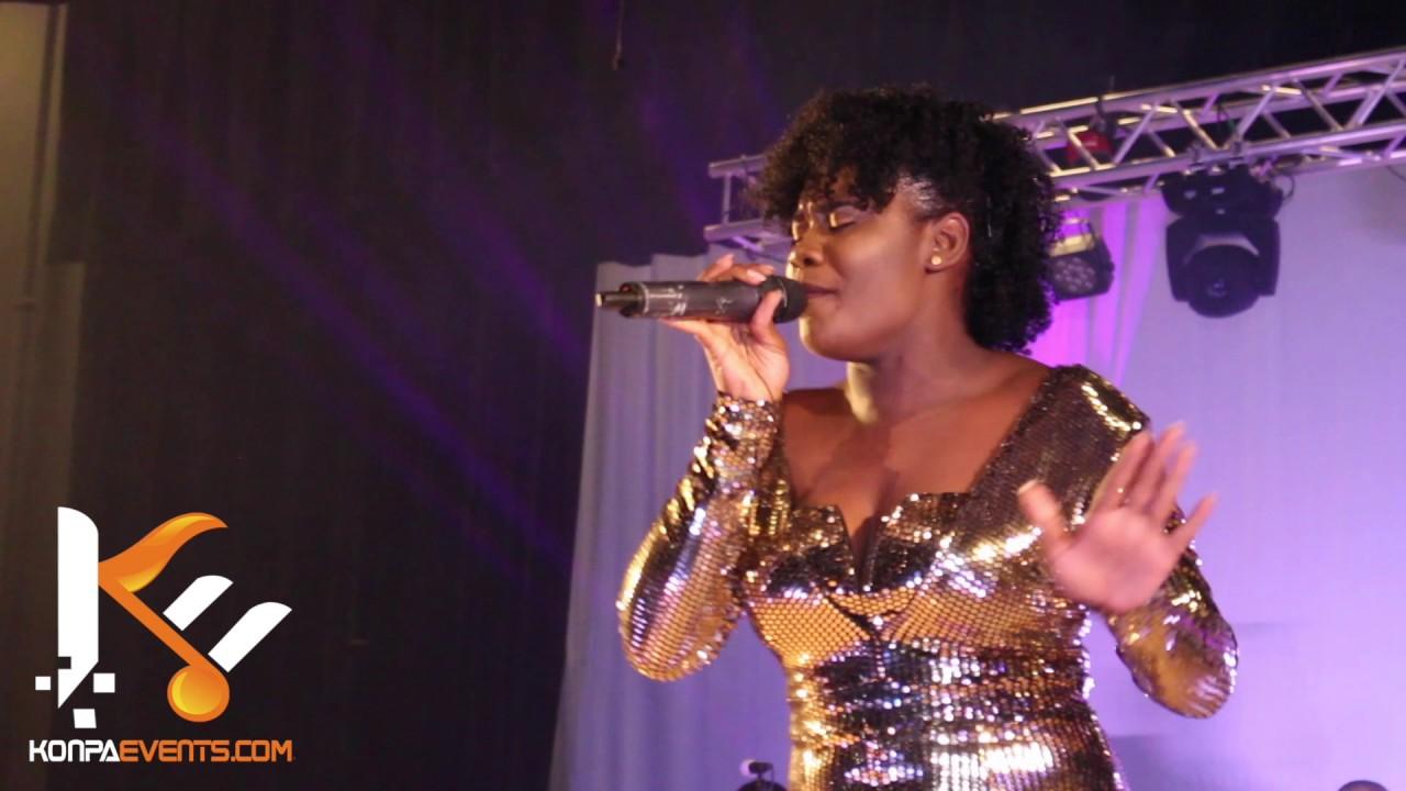 Rutshelle Guillaume -  Live Video Performance @ Madame Gougouse Christmas Show 2016