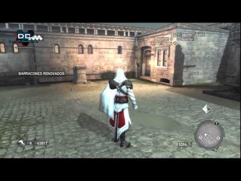Guia Assassin's Creed: La Hermandad en español PS3/Xbox360/PC Secuencia 3 parte2