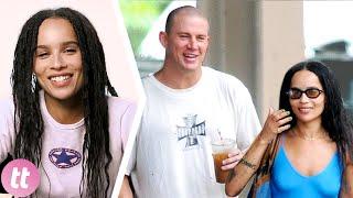 Channing Tatum Was Zoë's Rebound After Her Divorce