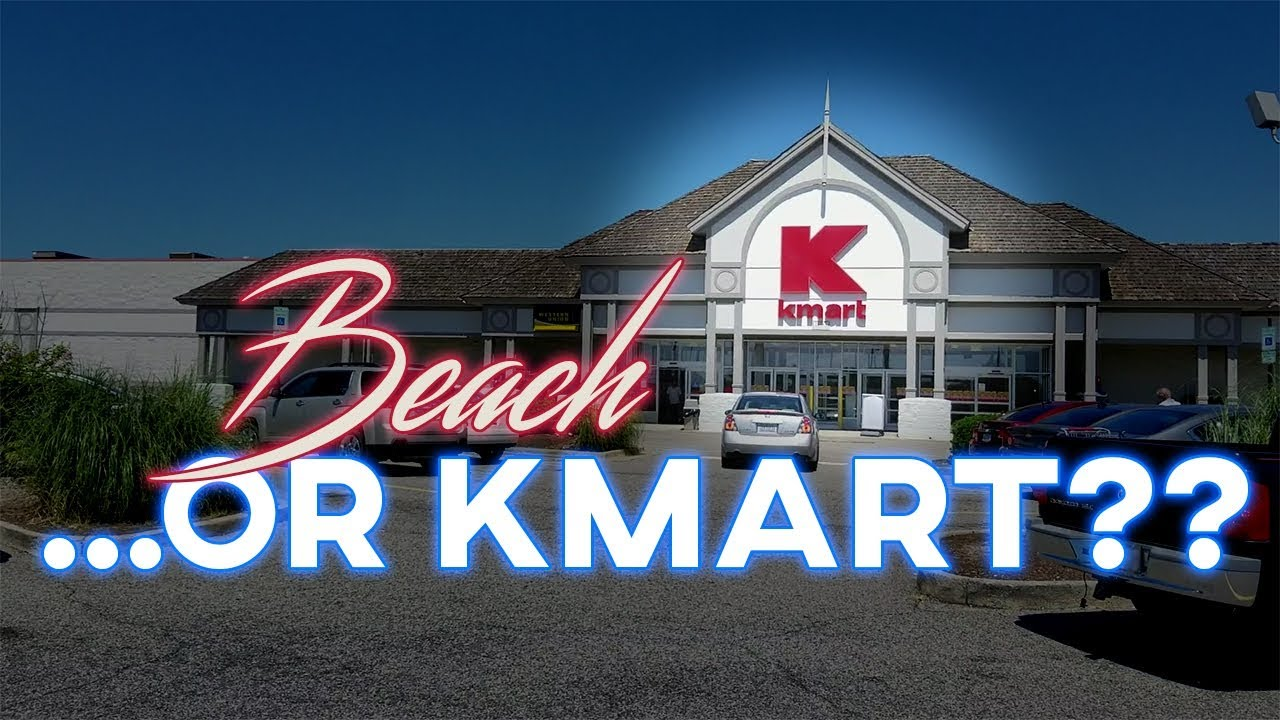 romantic vacation to the beach shop obx kmart youtube