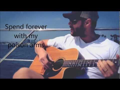 Jensen Ackles - Angeles (Lyrics Video)
