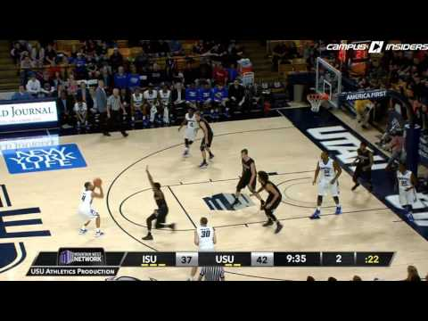 Indiana State vs Utah State (Men