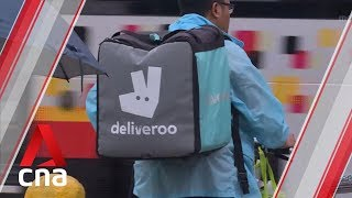 S$7m grant to help food delivery riders affected by e-scooter footpath ban