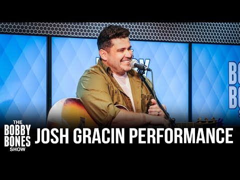 """Josh Gracin Performs """"Nothin' To Lose,"""" """"History Repeats,"""" & His New Song """"Love Like"""""""