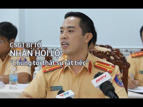 Ông Huỳnh Trung Phong tiếc nuối vụ CSGT bị tố ăn hối lộ ở Tân Sơn Nhất