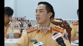 Gambar cover Ông Huỳnh Trung Phong tiếc nuối vụ CSGT bị tố ăn hối lộ ở Tân Sơn Nhất