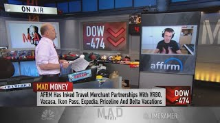 Affirm CEO Expects To Capitalize On Rebound In Travel