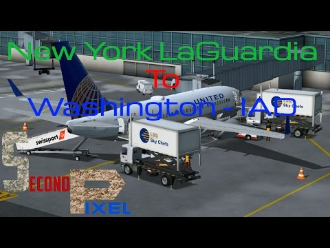 FSX - New York LaGuardia To Washington Dulles