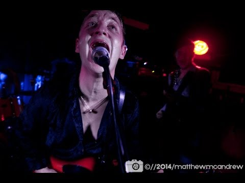 """The Amazing Snakeheads - """"Flatlining"""" [Live at Stag & Dagger Glasgow 2014]"""