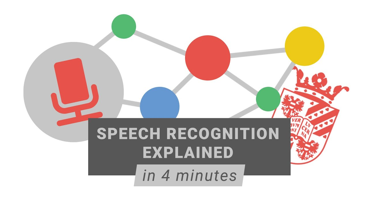 Download how speech recognition works in under 4 minutes.