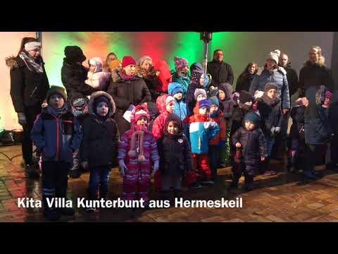 Lichterglanz Im Hermeskeiler Stadtpark 2019