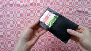 видео Держатели для пластиковых карт