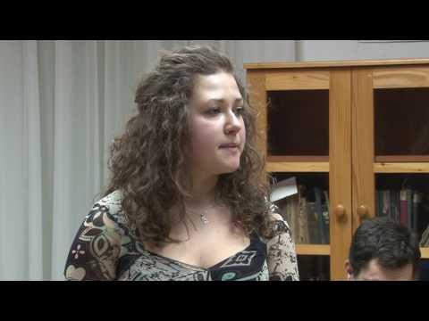 """A """"Folyók fölött"""" verses- zenés összeállítás a kortárs vajdasági magyar költők és prózaírók műveiből"""