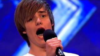 Liam Payne's X Factor Audition - itv.com/xfactor