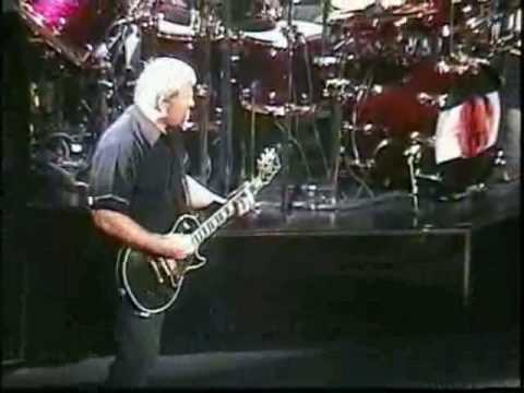 Rush - 2112 Overture / Temples Of Syrinx 10-13-2002