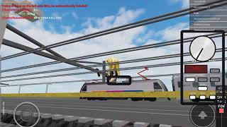 (NJ Transit ROBLOX Gameplay 25. Juli)