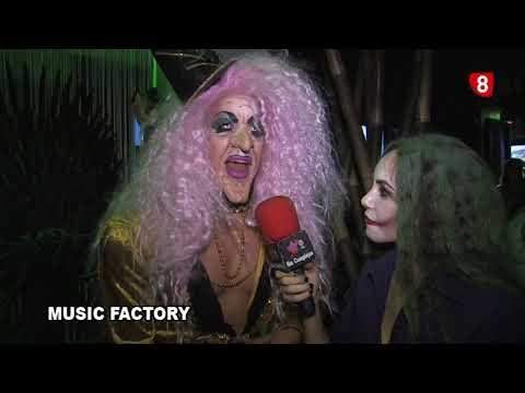 MUSIC FACTORY - HALLOWEEN 2017 (SALAMANCA)