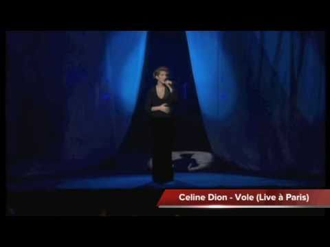 Celine Dion - Vole (Live à Paris)