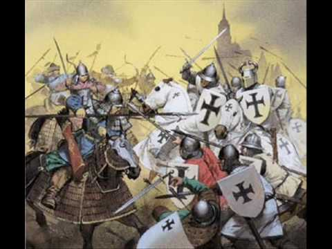 Mongol invasion of Europe  1222-1242